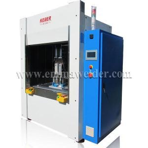 Ultrasonic welding machine for auto oil tank