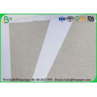 China Sheet Packing White Coated Duplex Board Grey Back 230g 250g For Gift Box on sale