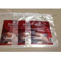 China Biodegradable Hot products customized laundry drawstring poly bag plastic laundry bag for hotel,18''x16'' Poly bag, Cust on sale