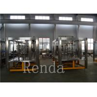 China 9KW Bottled Water Carbonated Drink Filling Machine 10000 BPH ISO Certification wholesale