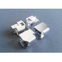 China CNC Machining Metal Parts Anodized Hardware High Precision Components Precision Machining wholesale