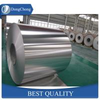 China Silver 3003 Industrial Size Aluminum Foil High Flexibility For Radiator on sale