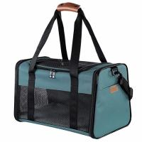 China Flight Approved Dog Travel Carrier Bag , Animal Carriers For Planes Fashionable wholesale