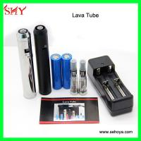 China 2014 Professional newest Mod Lavatube with Variable Voltage 900mAh/2200mAh lavatube ecig v wholesale
