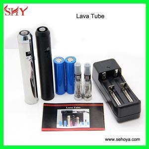 China 2014 Professional newest Mod Lavatube with Variable Voltage 900mAh/2200mAh lavatube ecig v wholesale