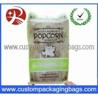 China Any Color Custom Logo Popcorn Plastic Food Packaging Bags Waterproof wholesale