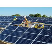 China Safety Residential Solar Panels , Solar Pv Modules 60 M / S Load Capacity wholesale