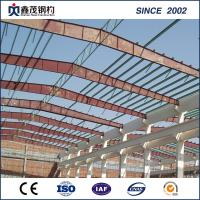 China Customized Design Steel Structure Building Workshop with High Strength wholesale