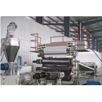 China Artificial Marble Sheet Extrusion Equipment Double Screw Horizontal Type wholesale