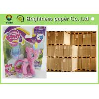 China Coated Blister Board Paper C1s Folding Box Board Sheet For Packing on sale