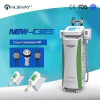China Beauty Equipments Cavitaion RF Weight Loss Fat Freezing Cryolipolysis slimming machine wholesale