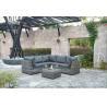 China Modern Aluminium Patio Furniture Sets / Outdoor Patio Conversation Sets wholesale
