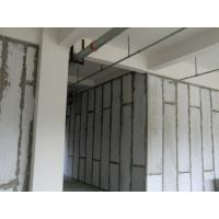 Waterproof MgO Prefabricated Hollow Core Lightweight Insulated Concrete Panels Manufactures