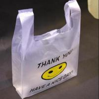 China Reusable Biodegradable Shopping Bags / Custom Biodegradable Bags With Logo on sale