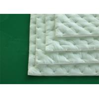 China Single Adhesive Sound Absorbing Cotton FireProof  WaterProof  White Cotton on sale