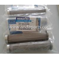 China Komatsu HD460 Strainer hydraulic pump filter element excavator spare parts 207-60-61250 wholesale