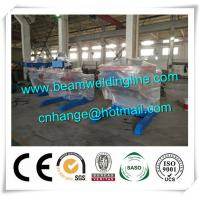 China 5T Automatic Pipe Welding Positioner , Floor Type Turntable Positioner For Welding wholesale