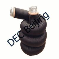 China Hot Sell Insulated flexible duct cheap price flexible insulation duct for air conditioner wholesale
