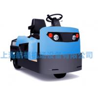 China Eco Friendly Electric Airplane Tug 6 KN Screen With Protective Device wholesale