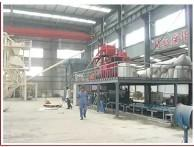 China Eps Mgo And Cement Dry Wall Panel Production Line Fully Automatic Low Noise wholesale
