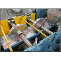 China Customized V Shaped Ridge Cap Roll Forming Machine 7.5 x 1 x 1.4 meters wholesale