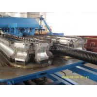 China Hdpe Double Wall Corrugated Pipe Line Machinery Sbg800 on sale