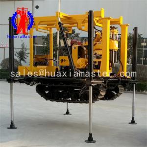 China XYD-130 crawler hydraulic water well drilling rig/crawler hydraulic water well rig wholesale