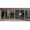 CE 150kg Exterior Sliding Doors 4200mm Rail Automatic Sliding Entrance Doors SGS Certification Manufactures