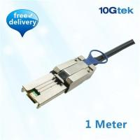 Buy cheap External MiniSAS (SFF-8088) Cable 1m from wholesalers