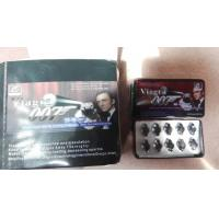 China  007 Most Effective Herbal Male Enhancement Pills Dick Enlarger GMP Certification wholesale