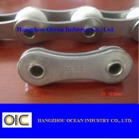 China Transmission Spare Parts Hollow Pin Conveyor Chains For Factory Product line wholesale