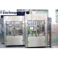 China Carbonated Drinks 3-In-1 Beverage Filling Machine DXGF40-40-10 Isobaric Filling wholesale