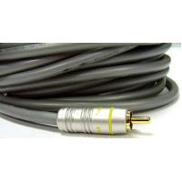 China 75cm High Quality Multipurpose Single RCA Cable RCA TV Cable wholesale