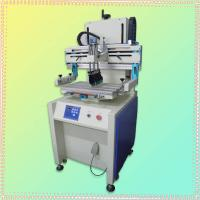 China HS-500P screen printing machine for clothing fabric garment jute bags on sale