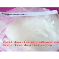 China Healthy Male Enhancement Raw Steroid Powder Fluoxymesterone/Halotesin CAS 76-43-7 wholesale