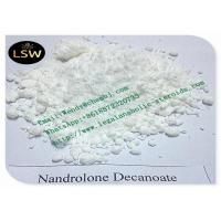 China Healthy Deca Durabolin Nandrolone Decanoate Powder CAS 360-70-3 for Muscle Growth wholesale