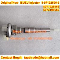 China ISUZU Original and new CR Injector 8-98245753-0 / 8982457530 /1310000578/8971925963 on sale