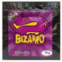 10g Bizarro Herbal Incense Zip Lock Bags Stand Up Spout Pouch With Different Flavors