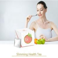 China Private label Wholesale Famous Natural Slimming Detox Health weight loss Tea on sale