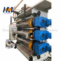 China GPPS PC Acrylic PMMA Sheet Extrusion Line Large Touch Screen 0.8mm-10mm Thickness on sale
