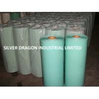 China SILAGE FILM SIZE 25MICRONS X 500MM X 1800M,Green wholesale