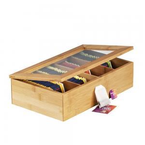 China wholesale wooden tea box bamboo gift box wholesale