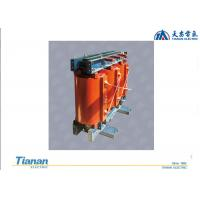 China Resin Casting Dry Type Electrical Transformers 6 - 35 Kv Natural Air Cooling wholesale