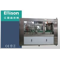 China Carbonated Aluminum Pet Beverage Can Filling Machine With Mechanical Driven Type wholesale