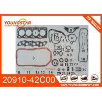 China Steel Material 20910-42C00 Full Gasket Set For Hyundai D4BB High Performance wholesale