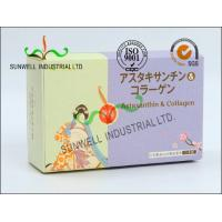 Buy cheap Custom Made Cardboard Pharmaceutical Packaging Design Boxes Label Printing from wholesalers