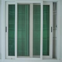 1.4mm profile thickness european style white aluminum sliding windows Manufactures