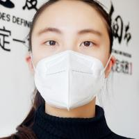 China Industrial  Disposable Particulate Respirator Air Purifying Moisture Proof wholesale