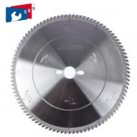China High Speed 350mm Circular Saw Blade Low Noise With Tungsten Carbide Tips wholesale