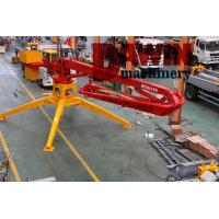 Quality 13m 15m 17m 23m 24m 29m 33m Stationary and Mobile Concrete Placing Boom with for sale